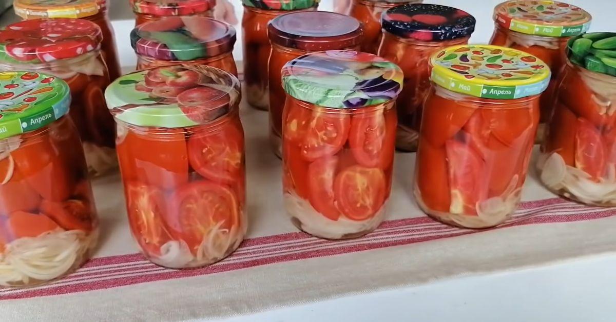 помидоры как свежие