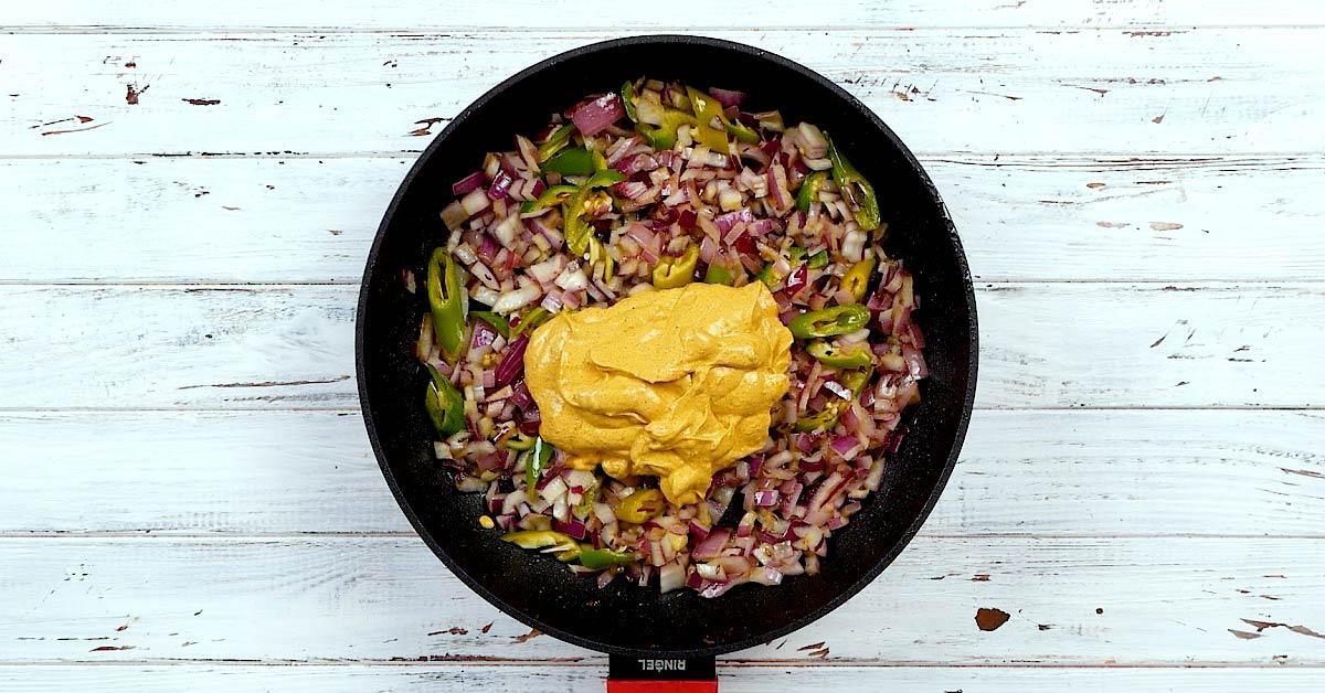 Пряна картопля масала з індійськими спеціями