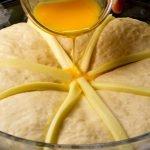 Пшеничный хлеб с сыром