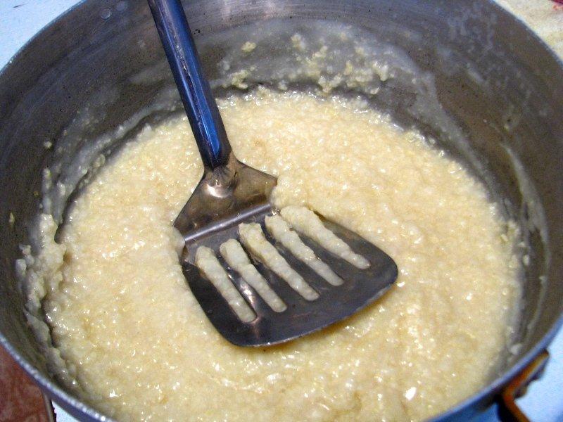 рецепт пшенных блинов