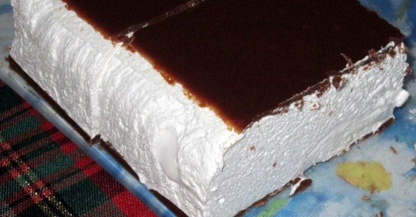 Как приготовить птичье молоко для торта в домашних условиях