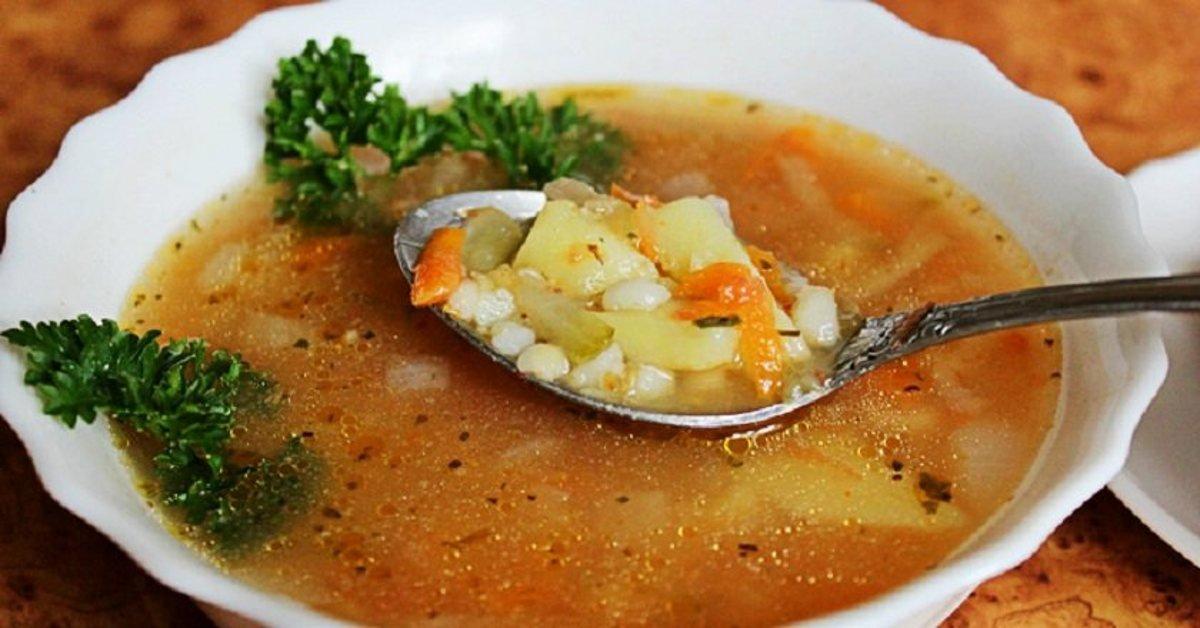 Как готовить рассольник суп с перловкой