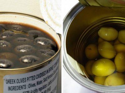Рецепт оливок с лимоном