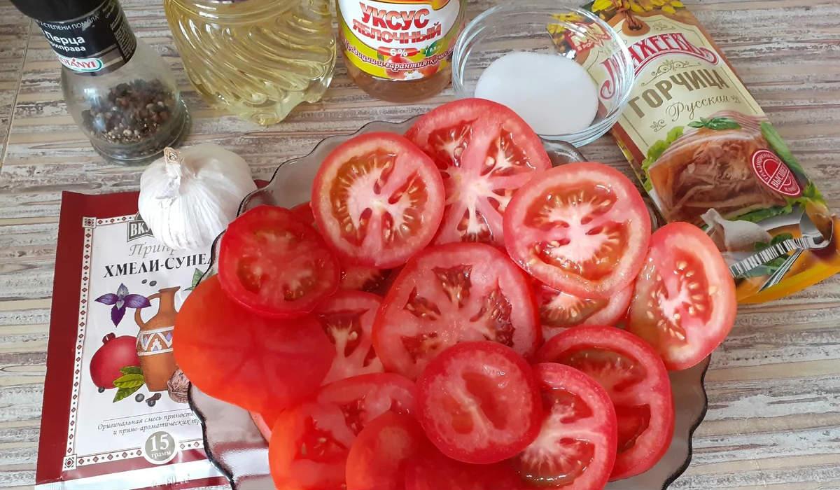 Рецепт помідорів по-вірменськи