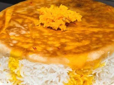 Рис с корочкой