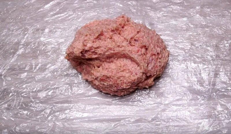 как приготовить мясной рулет