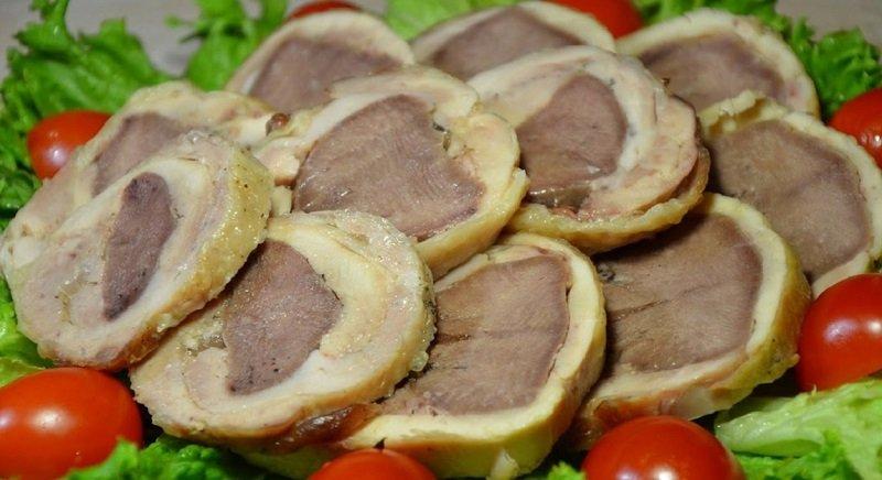 рецепт свиного языка