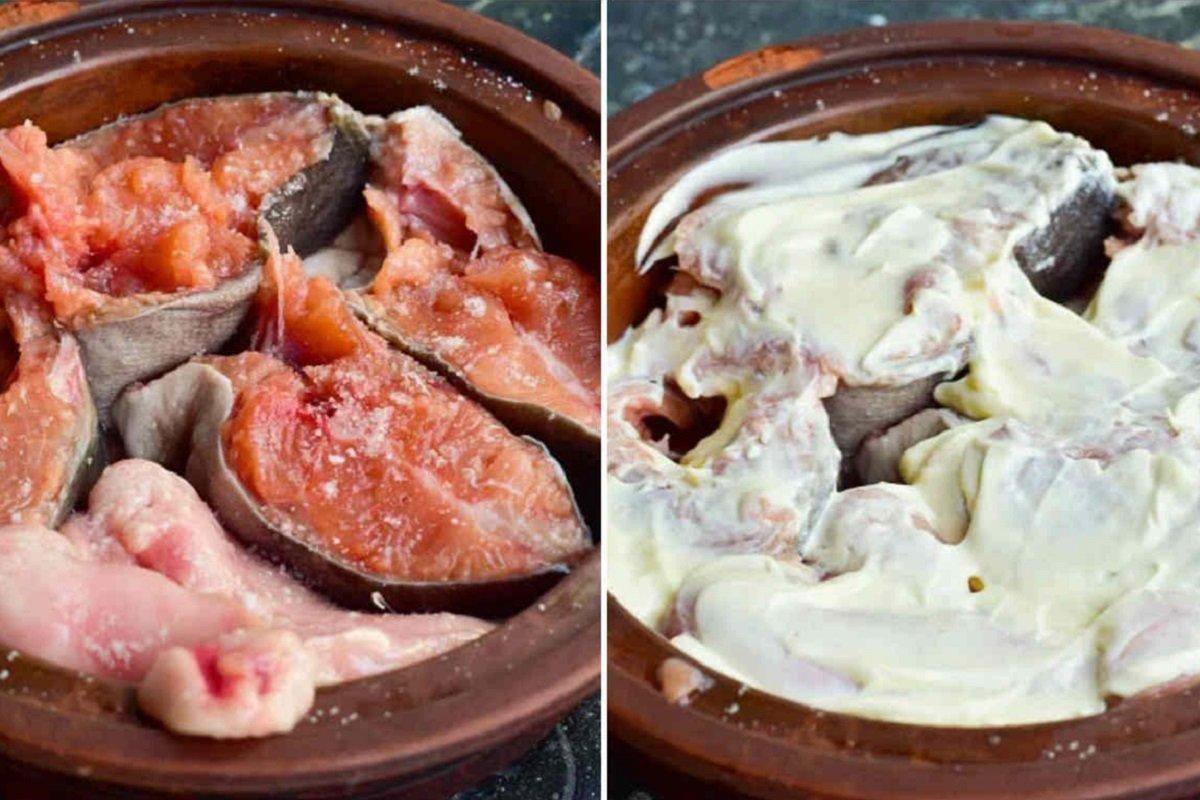 Риба по-французьки з помідорами в духовці