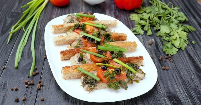 Риба, тушкована з овочами - готуємо з покроковими фото
