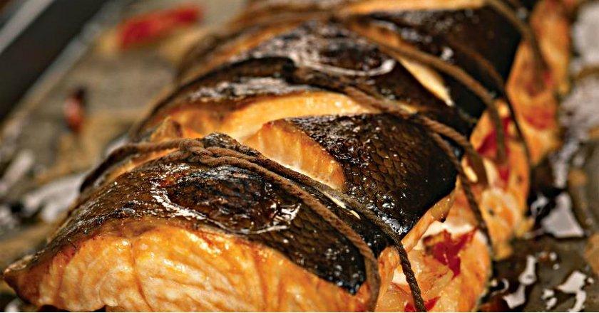 Рибна бандероль - готуємо з покроковими фото