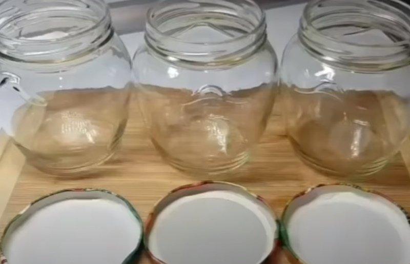 кабачки на зиму заготовка