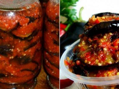 Салат на зиму «Манжо»