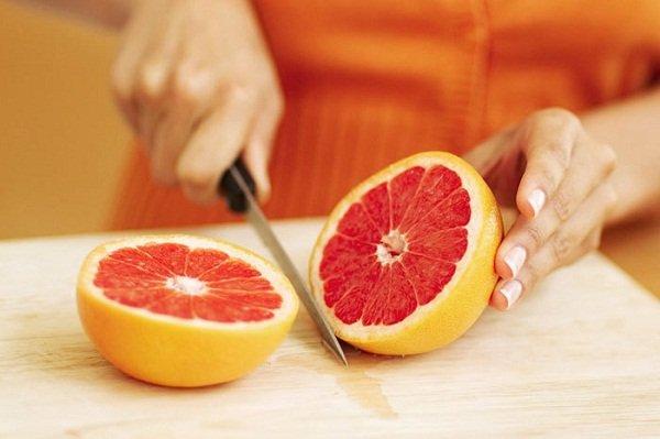 салат с грейпфрутом и сельдереем