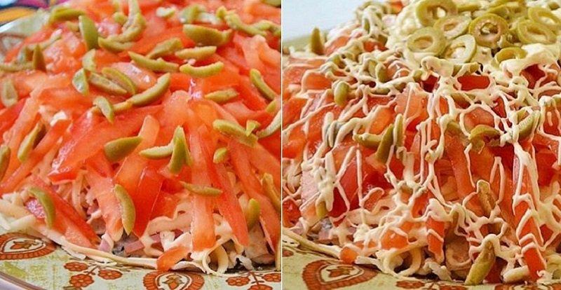 как приготовить салат из пекинской капусты и яйца