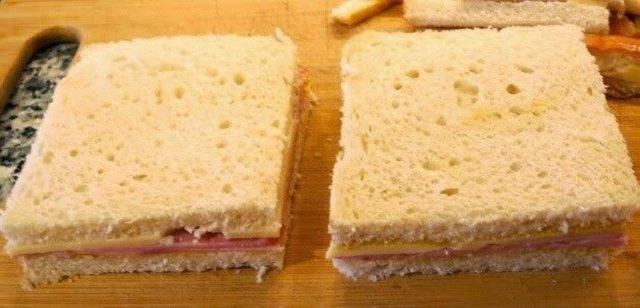 сэндвич Монте-Кристо