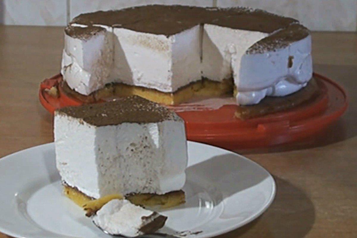 «Шампита»: балканський десерт безе