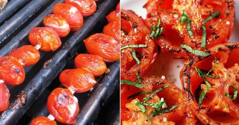 как приготовить овощной шашлык