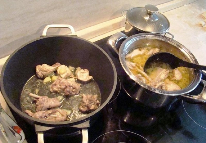 как готовить штрудли по-немецки