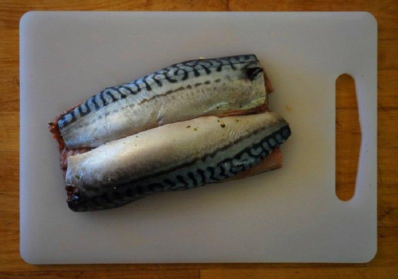 разделать рыбу на филе