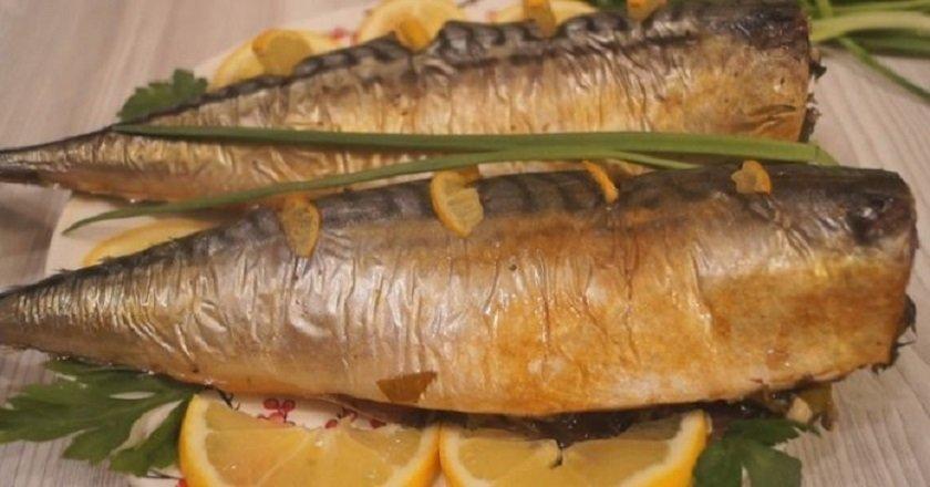 Скумбрія, запечена у фользі - готуємо з покроковими фото