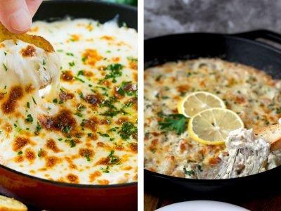 Сливочный соус с креветками