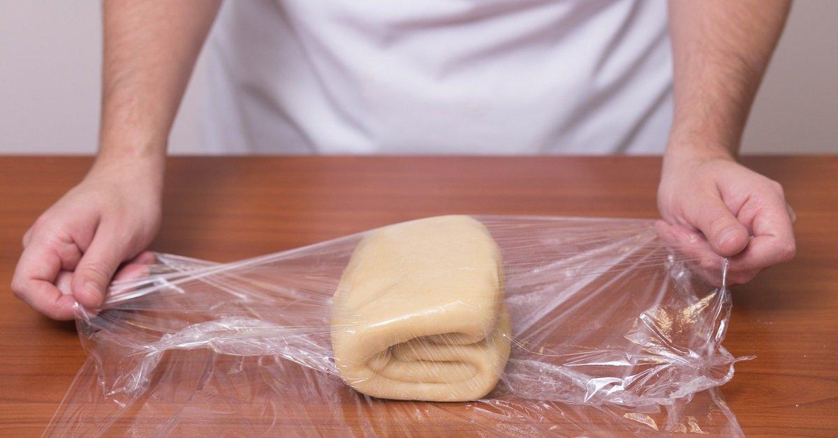 Как сделать слоеное тесто бездрожжевое тесто
