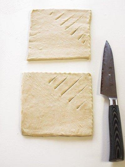 слойки с вишней фото рецепт