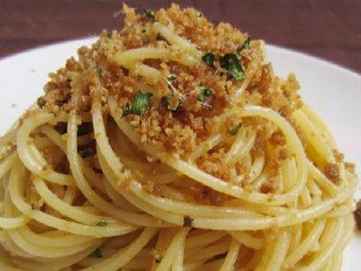Cпагетти с травами