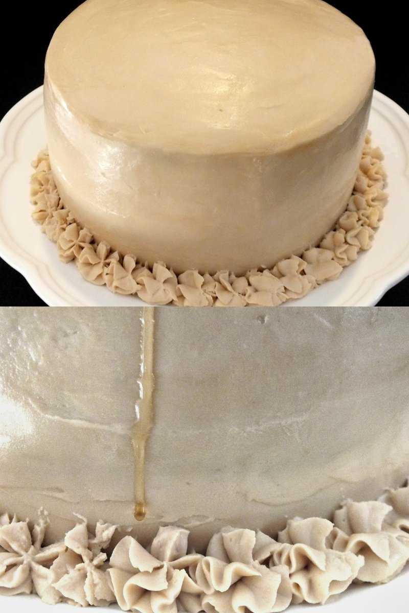 вермонтский торт