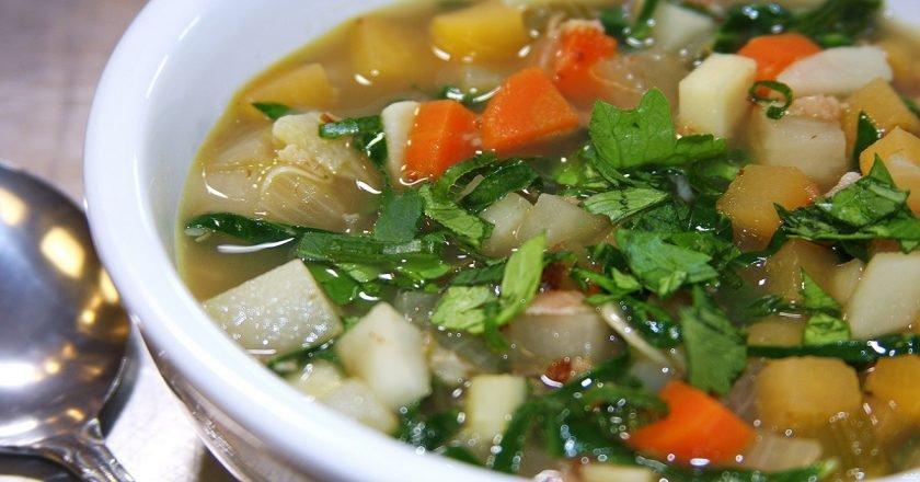 Суп із селери - готуємо з покроковими фото