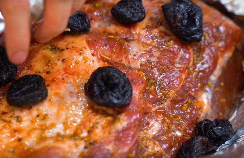 вкусная свинина в духовке