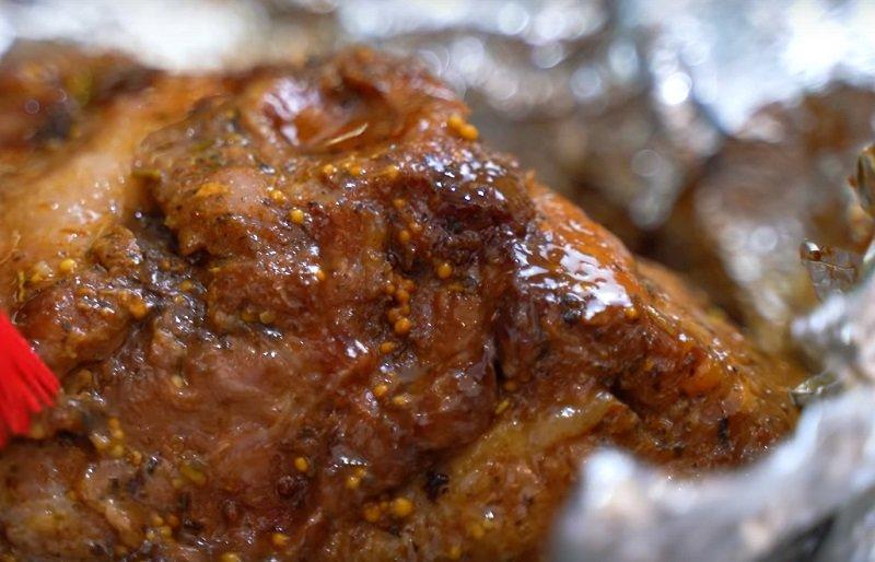 свинина в духовке рецепт