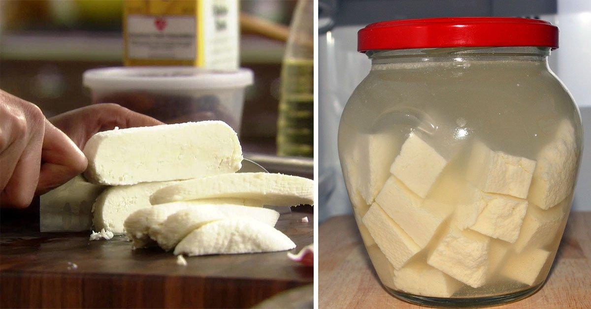 Как сделать из магазинного молока сыр 419