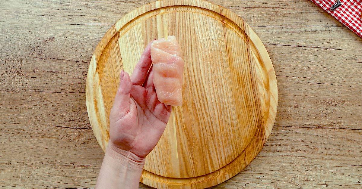 сыр, завернутый в филе