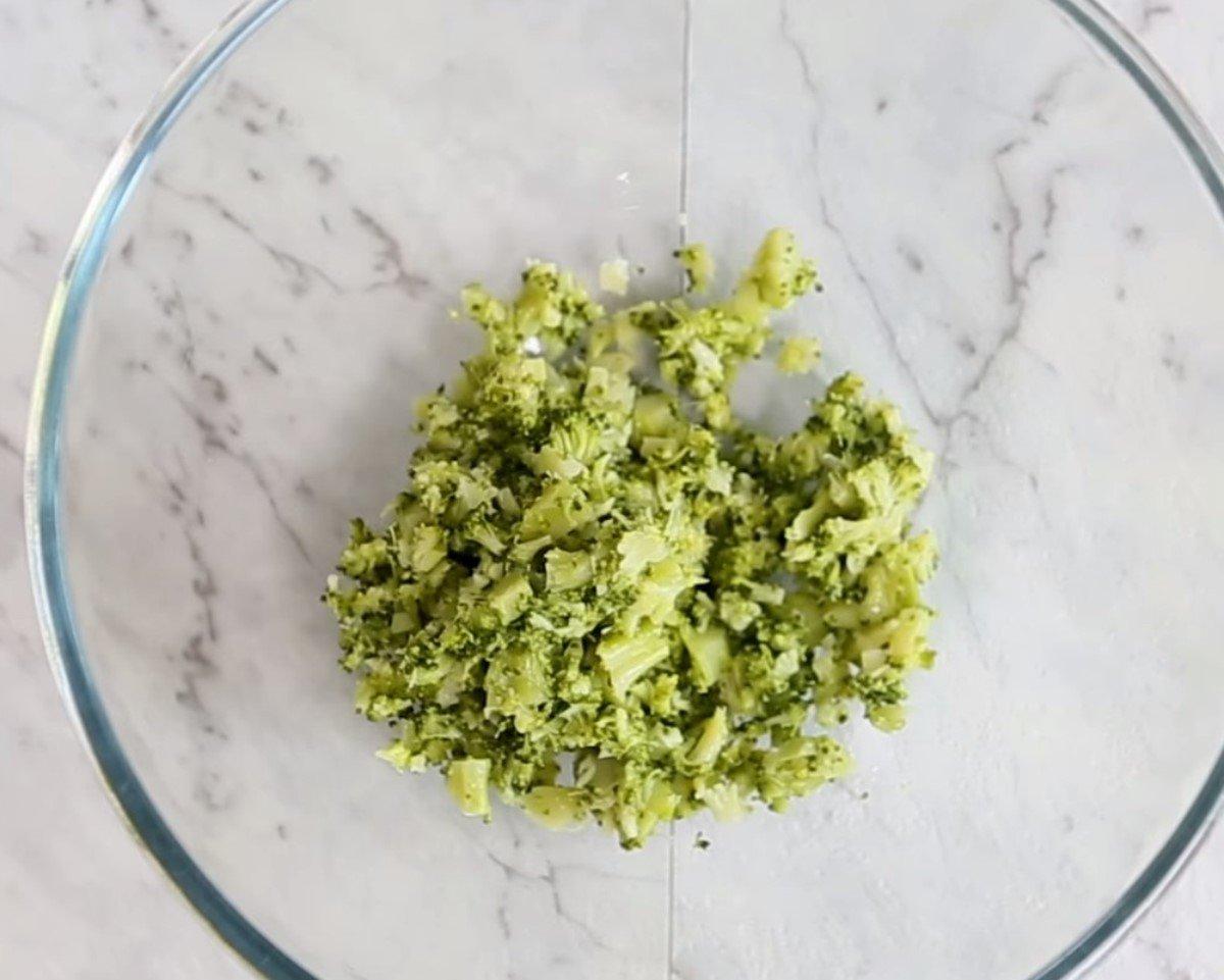 брокколи с сыром
