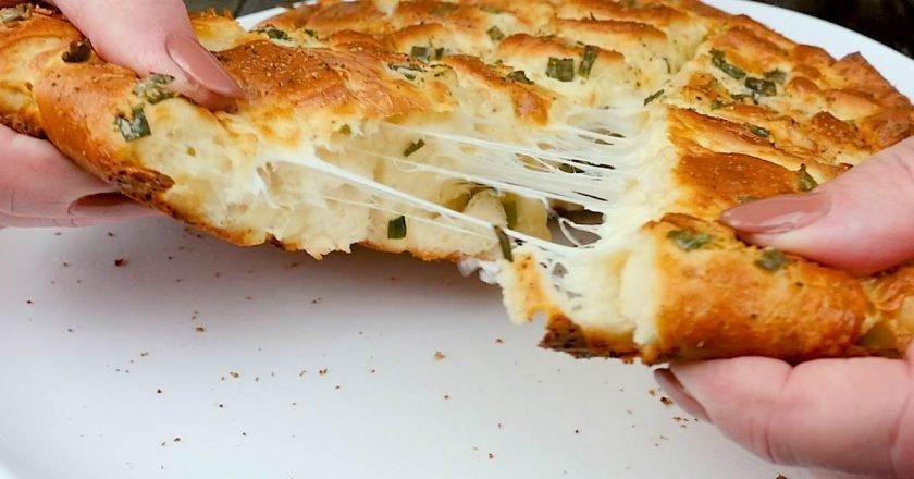 Сирний хліб в духовці подивитися рецепт