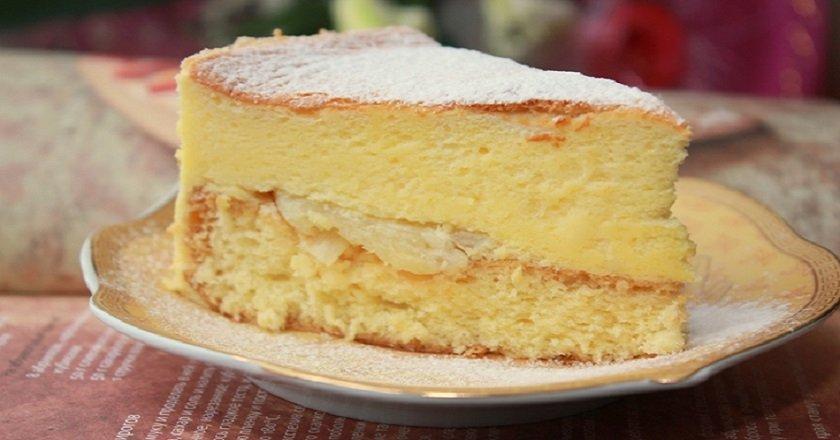 Сирний торт «Гауда» - готуємо з покроковими фото