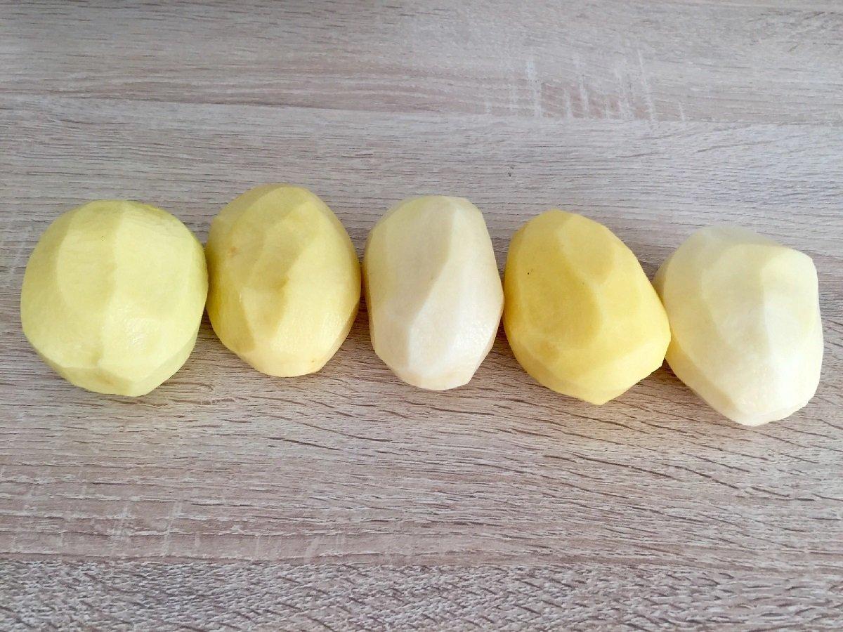 как приготовить картофель целиком