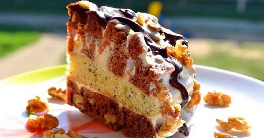 Торт «Екатерина»