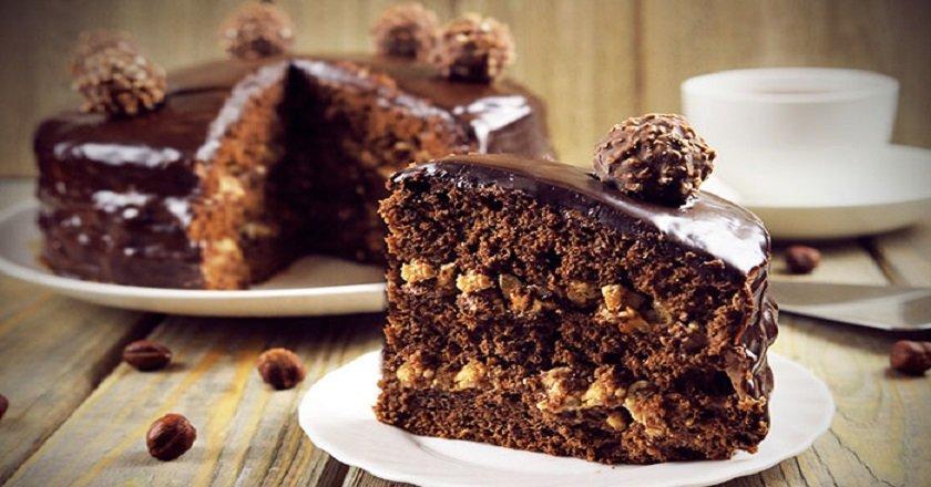 Торт «Ферреро Роше»