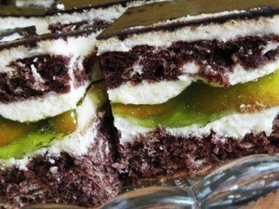 Торт «Глаза Клеопатры»