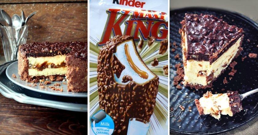 Торт «Макси-кинг»