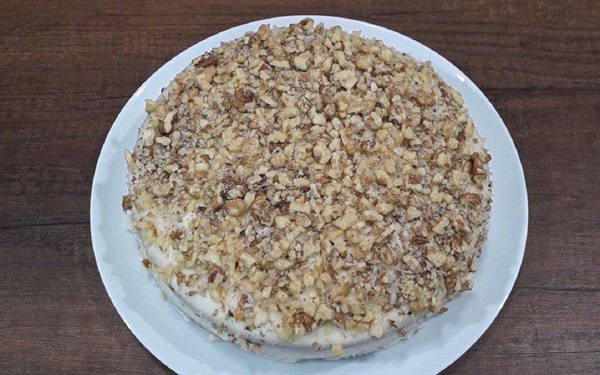готовый торт «Мечта жизни»