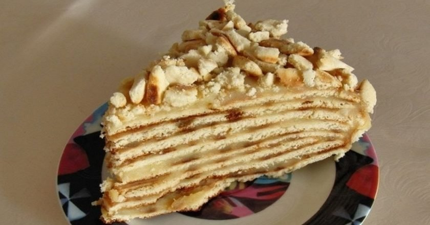 Торт «Минутка»