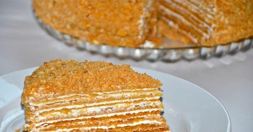 Торт «Паризький коктейль» - готуємо з покроковими фото