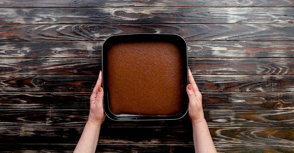 тесто для бисквита