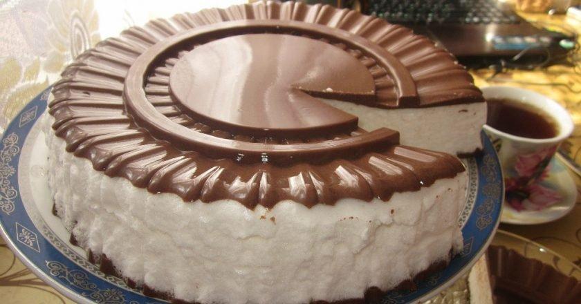 Úžasná torta na spôsob vtáčieho mlieka, ktorú si robíme po dlhé roky a je na nezaplatenie