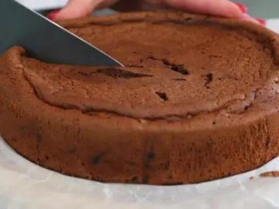 Торт «Шоколадный Дюк»