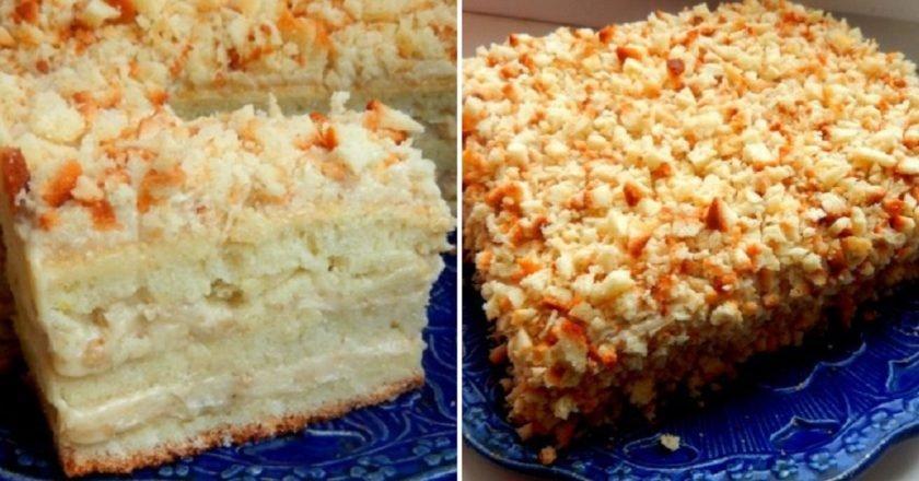 Торт «Славянка»