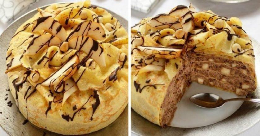Торт «Соната»